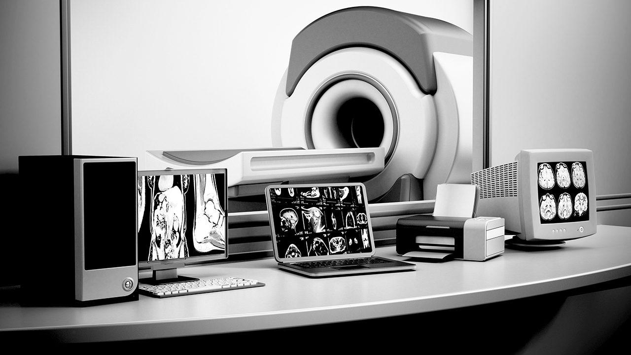 Medical 3D Imaging Cover